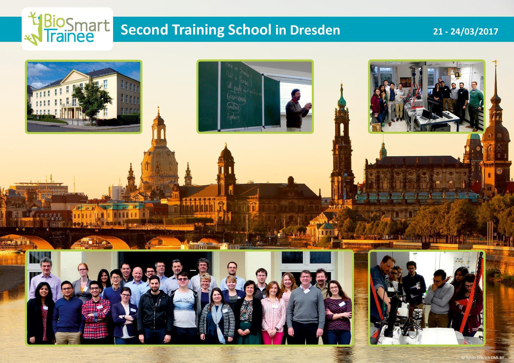 Training School 2 | BioSmartTrainee
